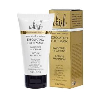 Whish Milk & Verbena overnight Foot Mask